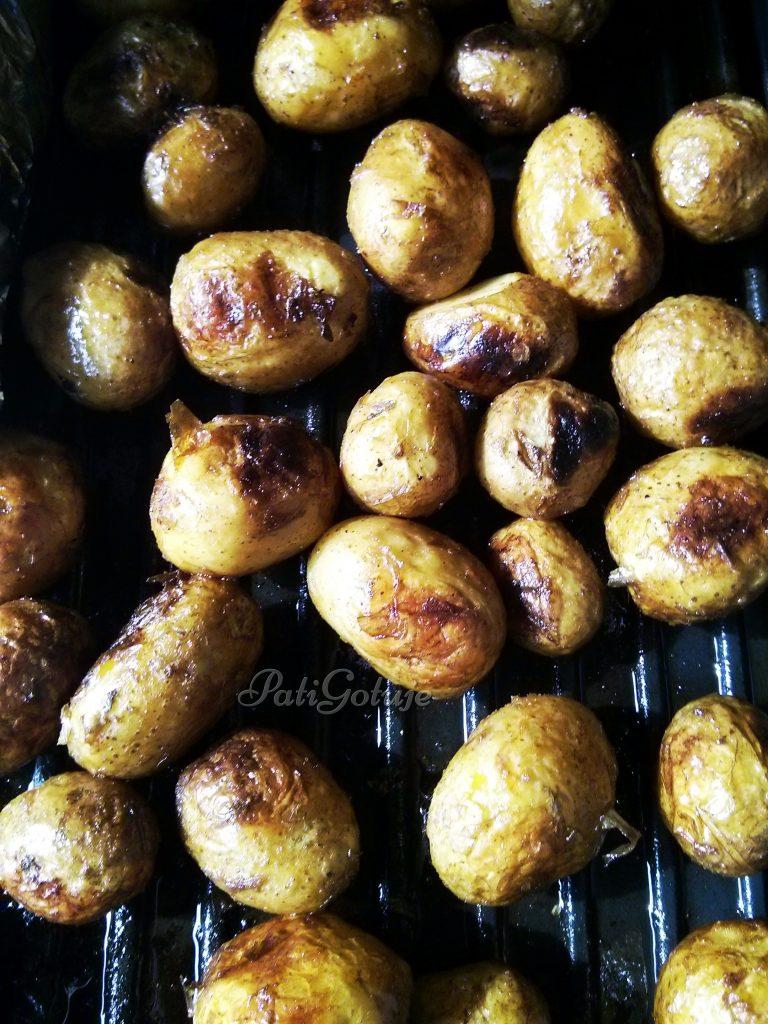 ziemniaki grill